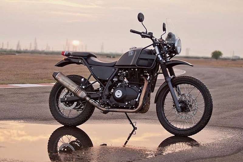Royal Enfield Himalayan 750 India Speculative