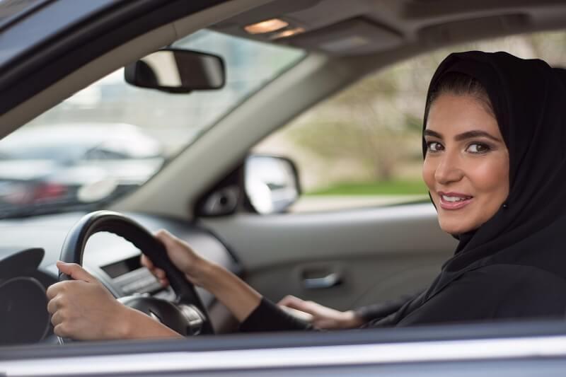 Saudi Arabia Lifts Ban on Female Drivers