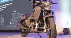 Suzuki Intruder 150 headlamp