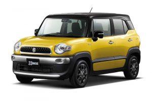 Suzuki Xbee Micro SUV 1