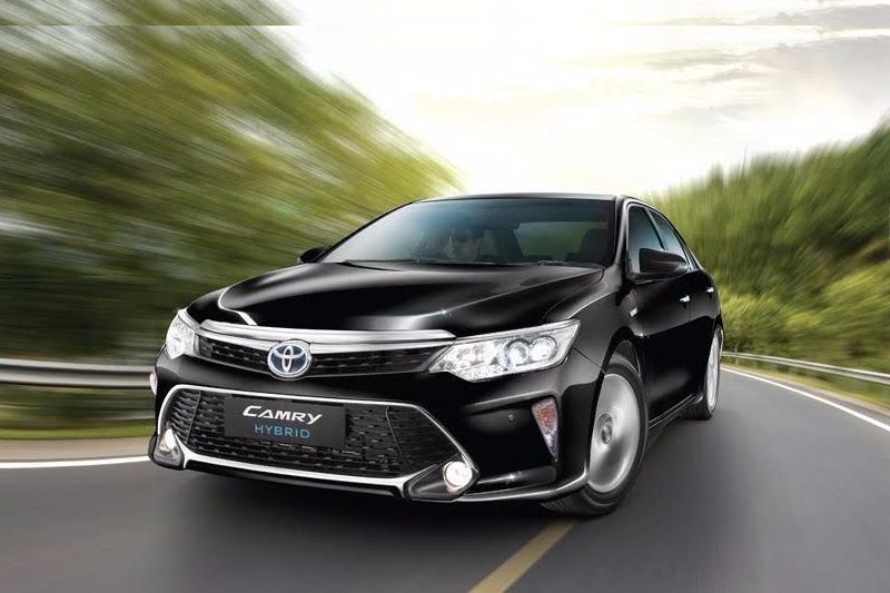 Toyota Camry Hybrid Discontinue