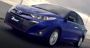 Toyota Yaris Activ India
