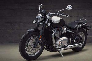 Triumph Bonneville Speedmaster 2