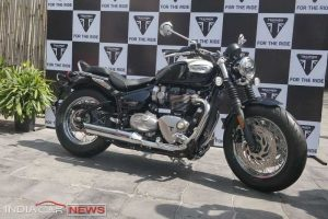 Triumph Bonneville Speedmaster Features