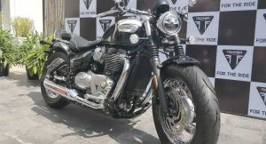 Triumph Bonneville Speedmaster Price in India