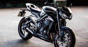Triumph Street Triple RS India