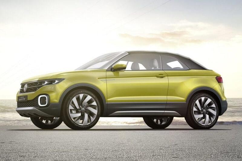 Volkswagen T-Cross Compact SUV