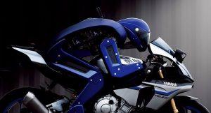 Yamaha's Humanoid Motobot Rides A Bike (2)