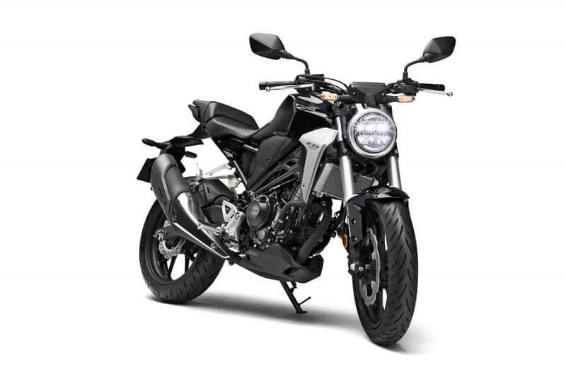 2018 Honda CB300R Unveiled