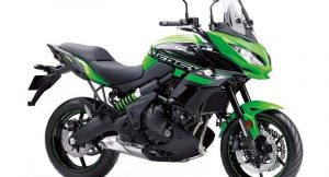 2018 Kawasaki Versys 650 price in India