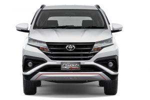 2018 Toyota Rush Front Profile