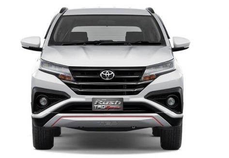 2018 Toyota Rush Front Profile