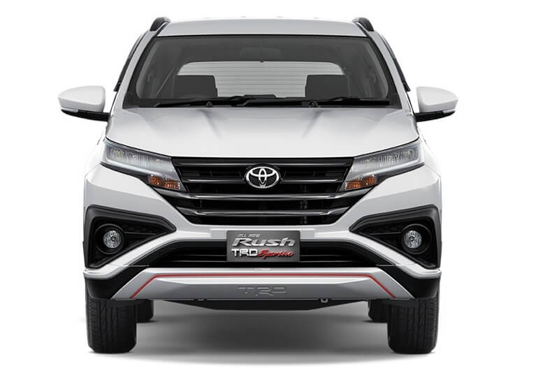New Toyota Rush 7 Seater Suv Unveiled Pictures Details