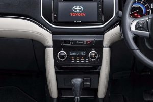 2018 Toyota Rush Touchscreen Infotainment System