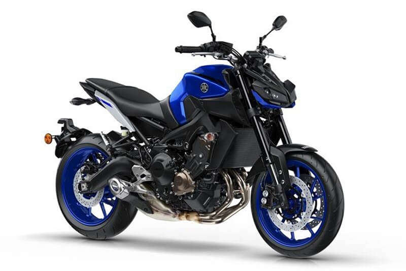 2018 Yamaha MT-09 India Launch
