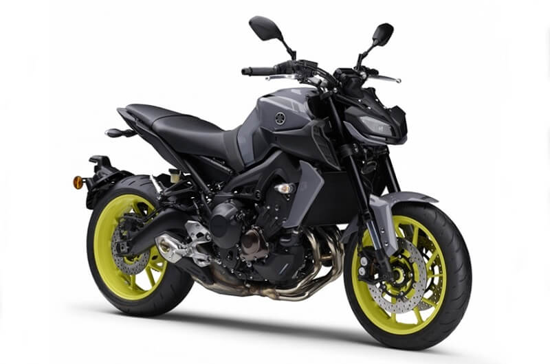 2018 Yamaha MT-09 India Price