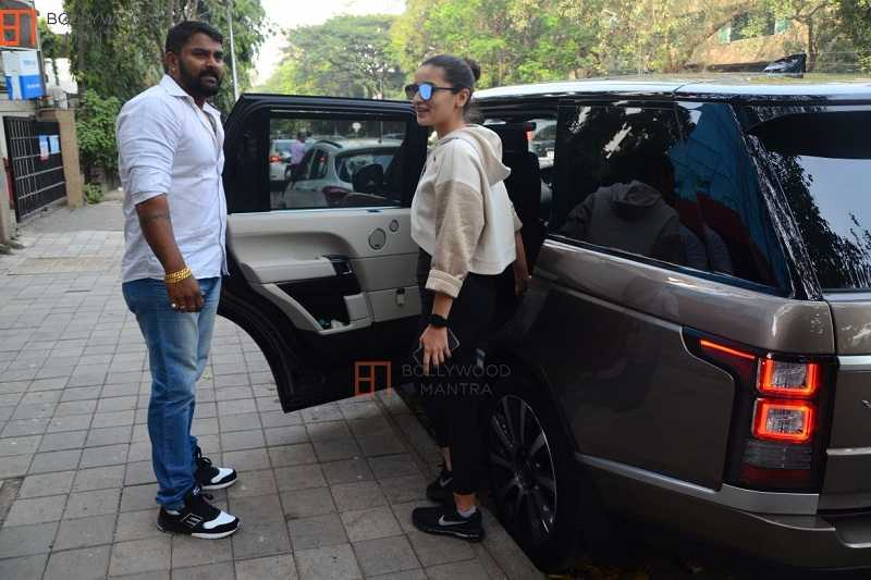 Alia Bhatt Buys Range Rover Vogue