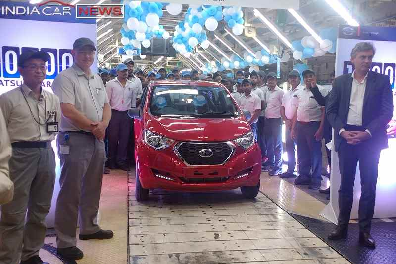 Datsun Go 1 Lakh Car