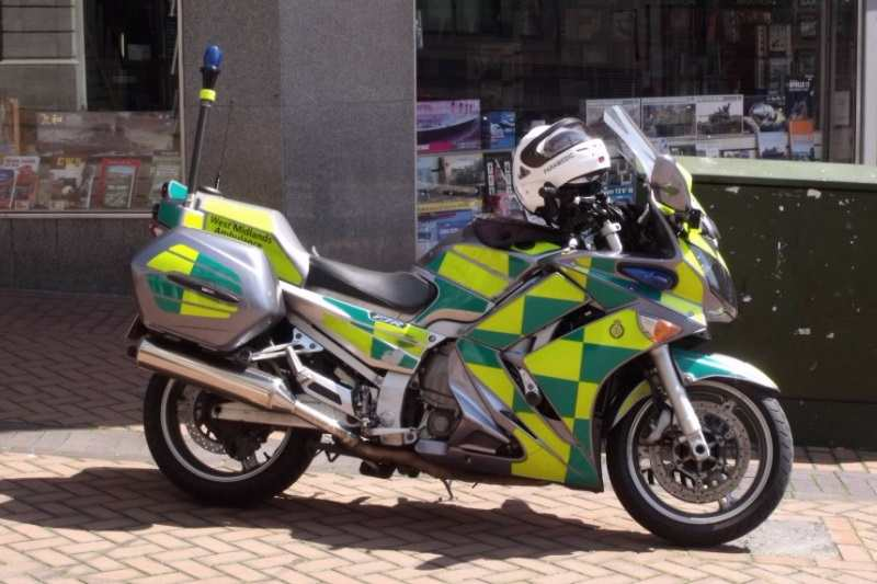 Delhi Bike Ambulance