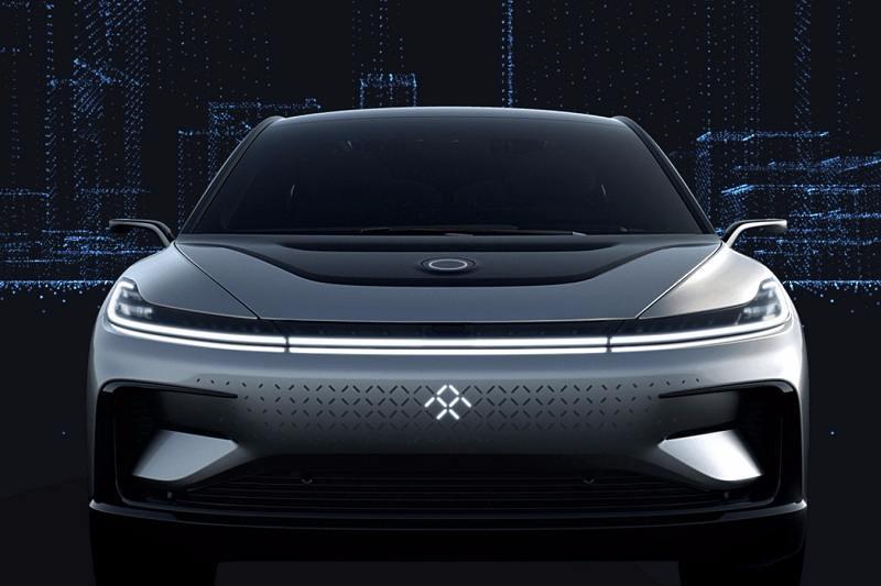 Tata Faraday Future