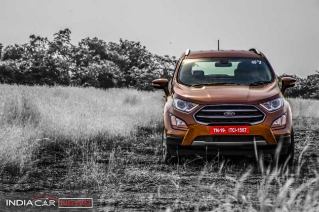 Ford EcoSport 2017 Review Diesel