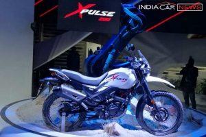 Hero XPulse India