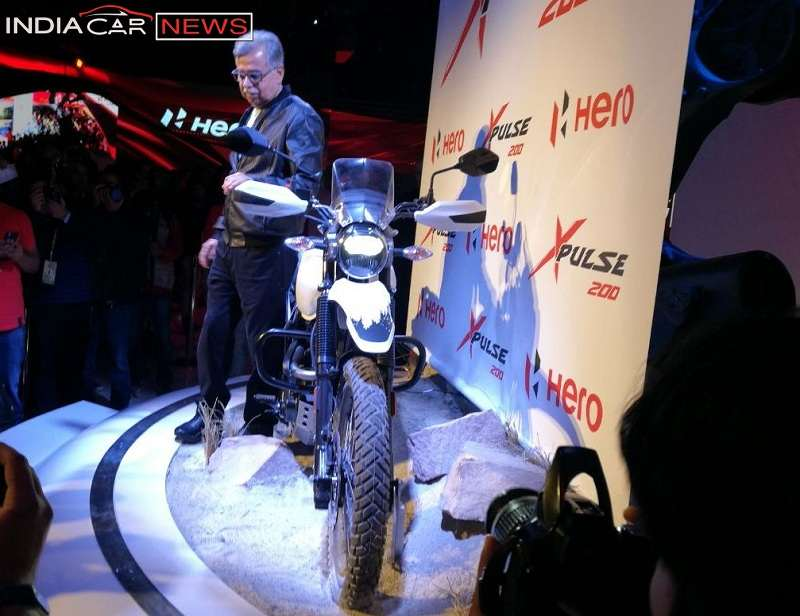 Hero XPulse India Launch