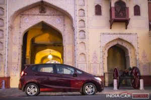 Honda Jazz Test Drive Report