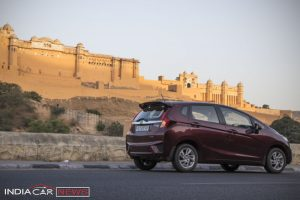 Honda Jazz Interior Review