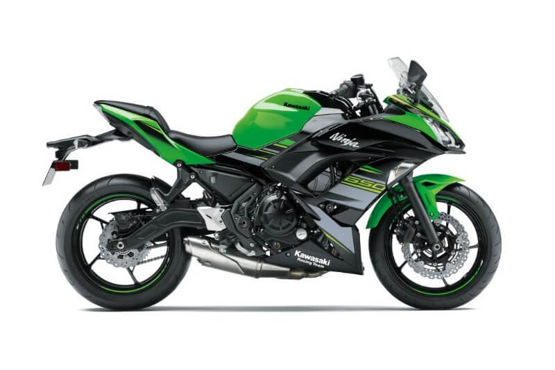 Kawasaki Ninja650 KRT Edition Features