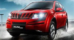 Mahindra New Age XUV500 (1)
