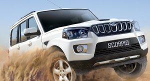 Mahindra Scorpio 2018 Launch price
