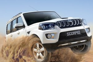 Mahindra Scorpio 2018 Launch price