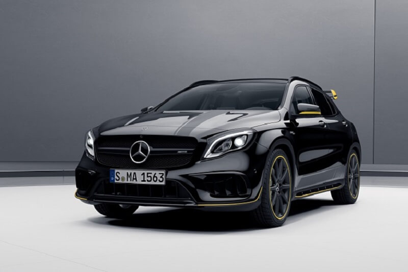 Mercedes Amg Cla 45 And Gla 45 Launched Price Pictures Specs