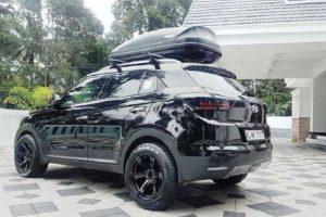 Modified Hyundai Creta Long Haul Rear