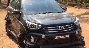 Best Modfied Hyundai Cretas