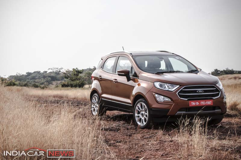 New Ford EcoSport 2018 Design Review