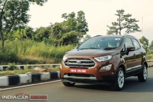 New Ford EcoSport 2017 First Drive