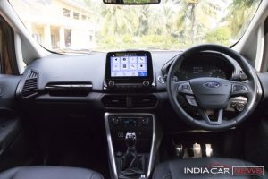New Ford EcoSport 2017 Interior Review