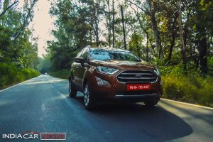 New Ford EcoSport 2017 Safety Review