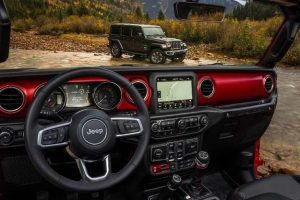 New Jeep Wrangler 2018 Interior