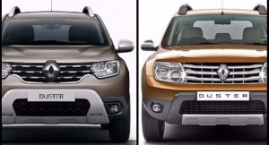Old Vs New Renault Duster 2018