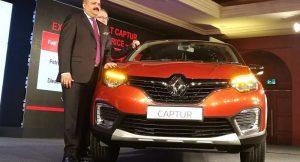 Renault Captur Variant Prices