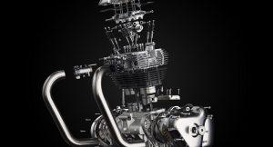Royal Enfield 648cc Twin Engine