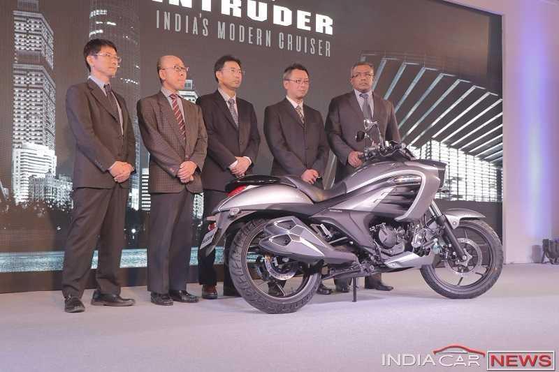 Suzuki Intruder 150 Bike