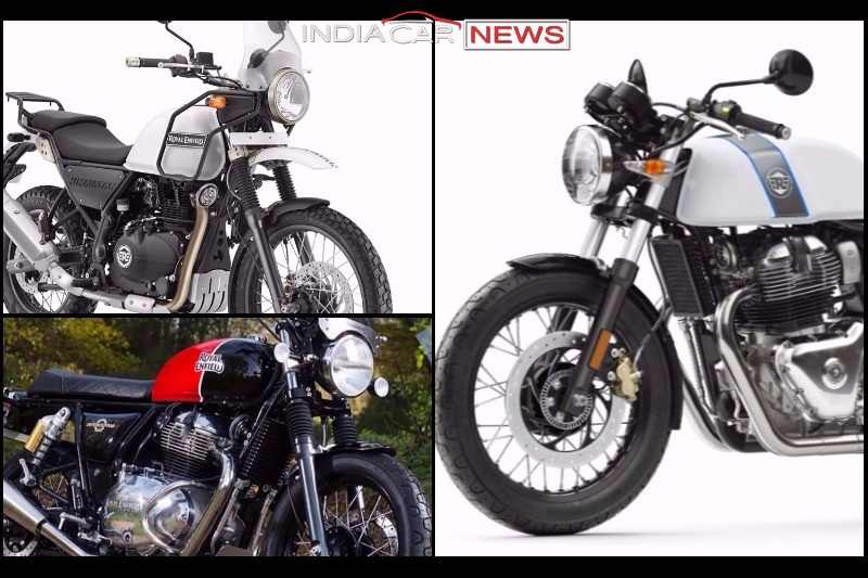 Upcoming Royal Enfield Bikes in India