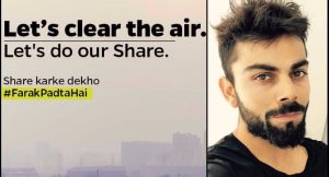 Virat Joins hands with ola