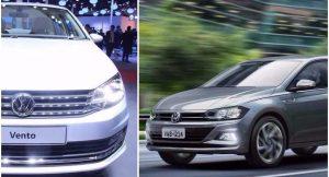 Volkswagen Virtus Vs Volkswagen Vento