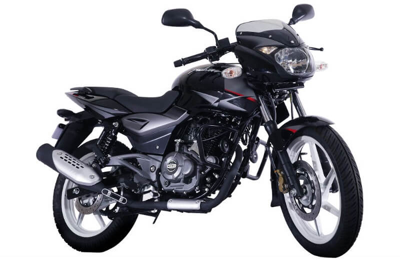 2018 Bajaj Pulsar 180 Black Pack Edition