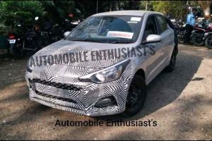 Interior of New Hyundai i20 Facelift Revealed in New Spy